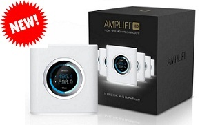 НОВИНКА!!! Wi-Fi-покрытие для домашней беспроводной сети Ubiquiti AmpliFi
